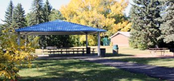 Laurier Park picnic area